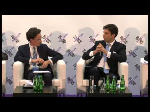 Wroclaw Global Forum 2013 - A US-EU Free Trade Agreement?