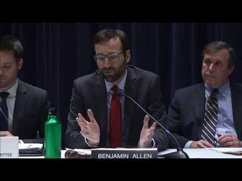 Senate Education Committee Informational Hearing: Charter School Authorization in CA