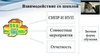Организация процесса обучения детей со сложной структурой дефекта в рамках частного класса