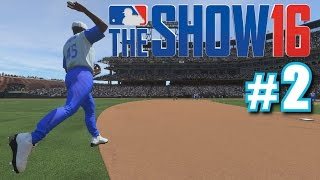 michael jordan jump throw   mlb the show 16   diamond dynasty 2