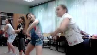 Танец под песню Егора Крита Будильник