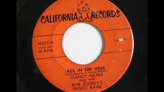 """Video """"Ace In The Hole"""" Clancy Hayes with Bob Scobey download MP3, 3GP, MP4, WEBM, AVI, FLV November 2019"""