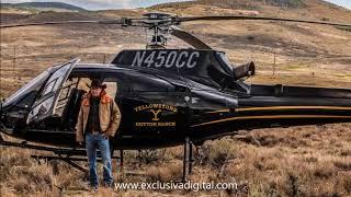 Yellowstone, la serie de cowboys del siglo XXI protagonizada por Kevin Costner