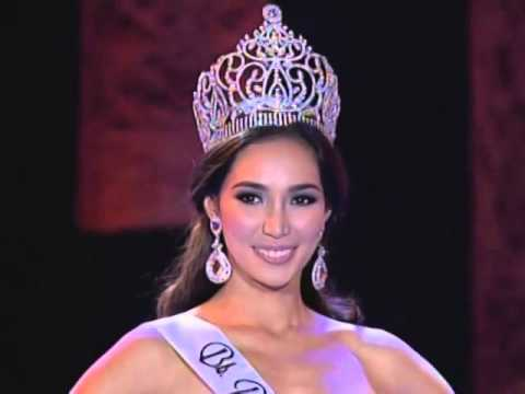Bb. Pilipinas 2014 - Farewell Walk of the 2013 Bb. Pilipinas Gold Queens