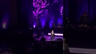All for Love - Chris De Burgh, Glasgow Royal Concert Hall, 19 April 2017