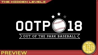 Out of the Park Baseball 18 Gameplay (Steam/PC)