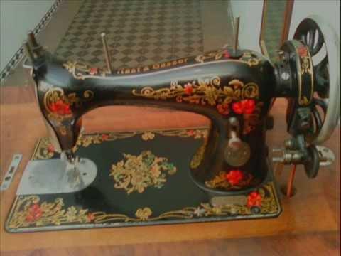 Antica macchina da cucire rast gasser di inizio 1900 for Ipercoop macchina da cucire