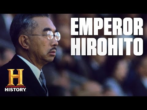 Japanese Emperor Hirohito | History