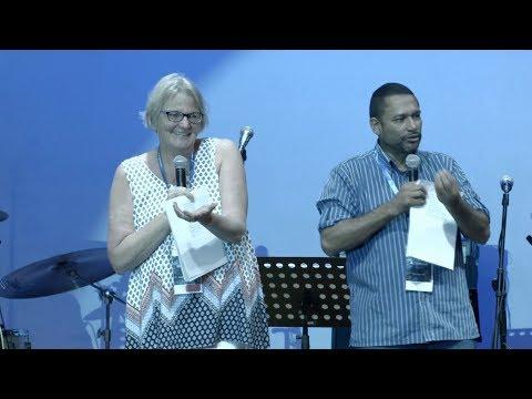 UofN Workshop 2017 Session 05 - Jesus Unites Heaven & Earth