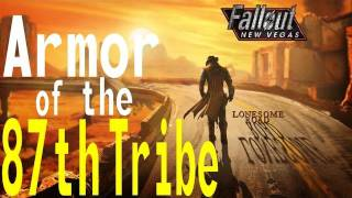 Fallout:NV Lonesome Road - Armor of the 87th Tribe