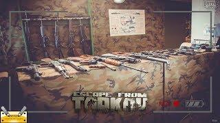 Escape From Tarkov!!)оружейный барон)18+