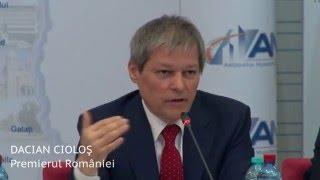 Dacian Ciolos anunta salarii marite pentru bugetari
