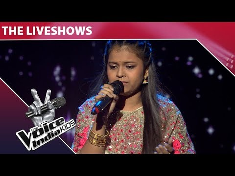 Niharika Nath Performs on Tare Hain Barati | The Voice India Kids | Episode 26