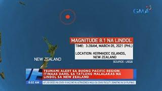 Download lagu Pacific-wide tsunami alert after 8.1-magnitude quake | UB