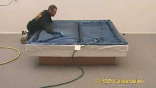 instant video play wasserbett conditioner nachf llen. Black Bedroom Furniture Sets. Home Design Ideas