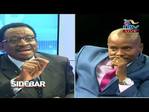 James Orengo & Kithure Kindiki debate fresh elections & IEBC - Sidebar