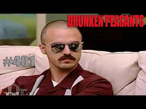 Drunken Peasants #401  Guest: DICK MASTERSON!