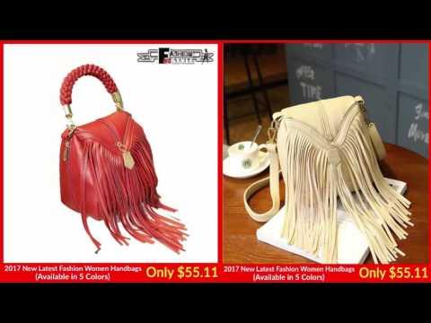 New Latest & Stylish Women Handbags Collection 2017 | Fashion Mi Style