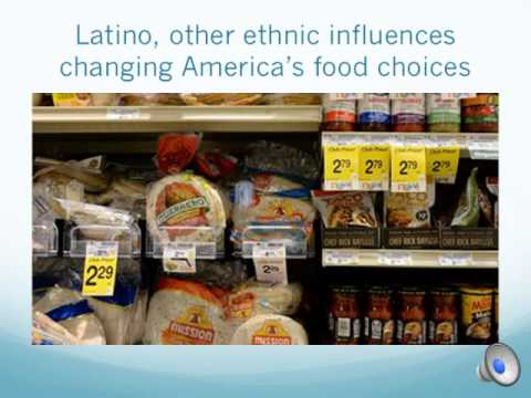 The Spanish and Hispanic Influence in America presentation 2015