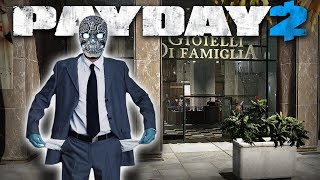 PAYDAY 2 Your First Heist! Diamond Store (Solo stealth beginner guide)