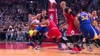 Top 10 NBA Crossovers: January 2016