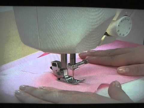 Tutorial For Brother LS 40 Sewing Machine Straight Stitch YouTube Impressive How To Thread A Brother Ls2000 Sewing Machine