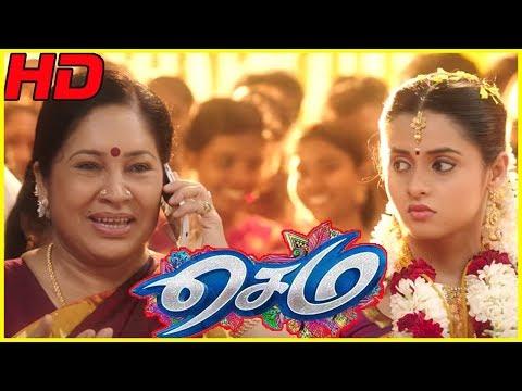 Sema Tamil Movie Scenes | GV Prakash and Arthana get married | Mansoor Ali Khan | Yogi Babu