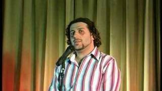 Turkish comedian Ozzie turk stand up comedy 3