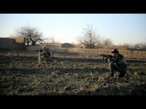 Firefights 1st Battalion 8th Marines in Helmand, Afghanistan