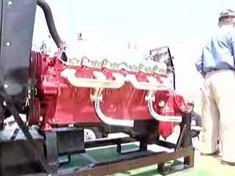 Used Gmc Trucks >> GMC 702 V12 Engine - YouTube