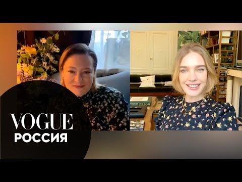 Наталья Водянова о переносе свадьбы, детях и индустрии моды в период пандемии | Vogue Россия
