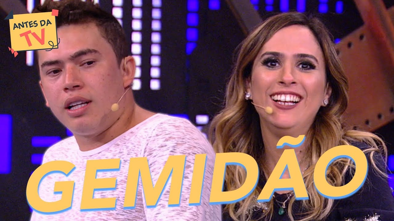 Grupo de WhatsApp - Tatá Werneck + Whindersson Nunes - Lady Night - Humor Multishow