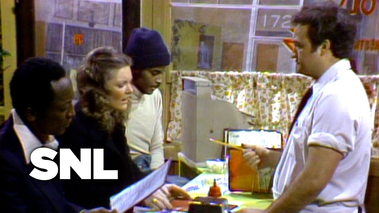 Download The Olympia Restaurant: Cheeseburger, Chips and Pepsi - SNL