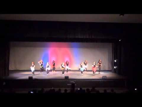 Myers Park High School Dance Company Spring 2014