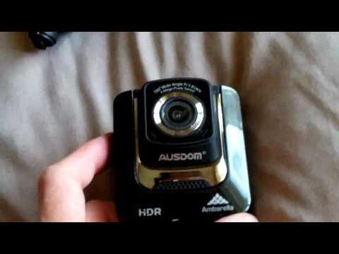 Ausdom Dashcam Review