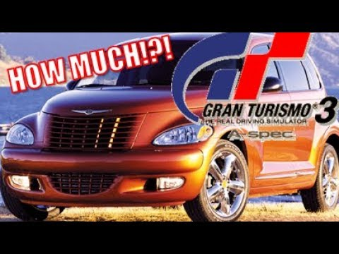 How Much of Gran Turismo 3 Can Be Completed With Just a PT Cruiser? Part 1 thumbnail
