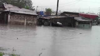 Many areas in Dar es Salaam has been flooded