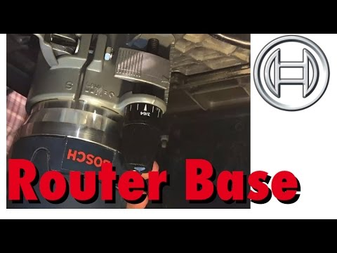 Bosch 1613evs Router Manual