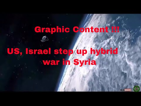 US Israel step up hybrid war in Syria !! Russia Under attack in Syria.