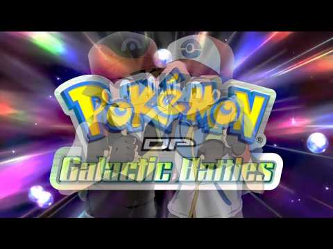 Pokemon DP Galactic Battles Opening Theme Song Full HQ Version/w lyrics (Extended/Remix)