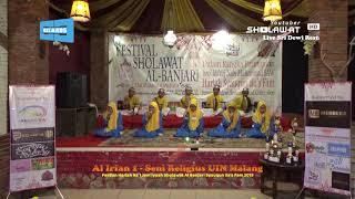 Al Irfan 1 (Seni Religius UIN Malang) - FesBan Syauqun Ila's Fam 2019