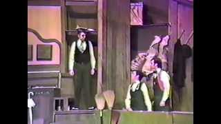"""""""Hello Dolly!"""" at NHS in Muncie, Indiana Spring Time 1988 (1)"""