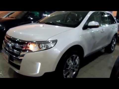 Auto Futura TV - Ford Edge 3.5 Limited AWD - 2013 (VENDIDO)