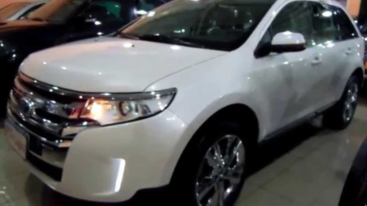 Auto futura tv ford edge 3 5 limited awd 2013 vendido