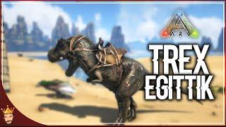 ARK'ın türkçe online multiplayer oynanış videosunda bu bölümde sarp...
