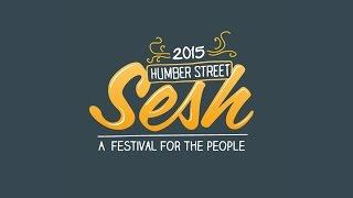 Humber Street Sesh 2015