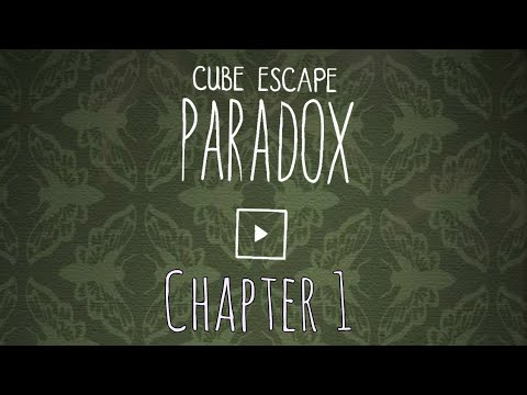 Cube Escape PARADOX Chapter 1 Walkthrough Rusty Lake