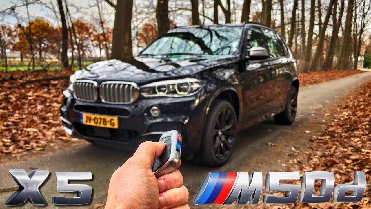 Bmw X5 2017 M50d Pov Review By Autotopnl Youtube