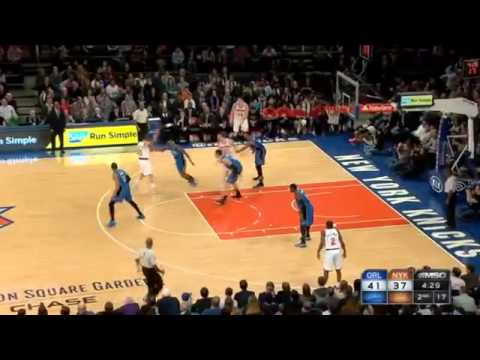 NBA Big Men (Centers, Power Forwards) Shooting Three Pointers 2014-2015 Season
