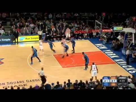 NBA Big Men (Centers, Power Forwards) Shooting Three Pointers 2014-2015 Season